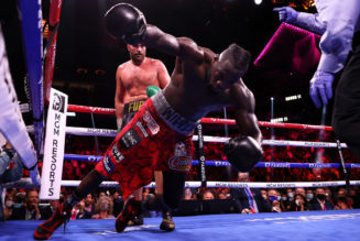 Sleepy Time: Deontay Wilder Got Knocked The F*ck Out By Tyson Fury, Twitter Was Merciless