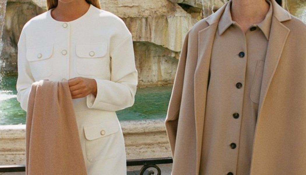 This Cool Brand Has the Best Winter Capsule, From Chic Coats to Core Separates