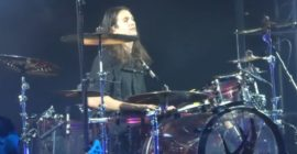 Watch KORN Play First Show With Stand-In Drummer ARIC IMPROTA