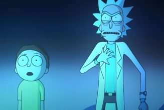 Watch Sola Entertainment's New 'Rick and Morty' Anime Short