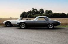 """With the """"Unleashed,"""" E-Type UK Champions the Simple Pleasures of Driving"""