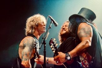 """Wolfgang Van Halen Joins Guns N' Roses Onstage for """"Paradise City"""": Watch"""