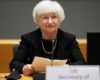 Yellen expects inflation to linger, then ease later in 2022