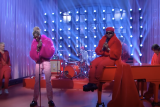 Young Thug Brings Out Gunna, Nate Ruess and Travis Barker During SNL Debut